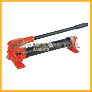 (CP-700) Single Acting Hand Hydraulic Pump pictures & photos
