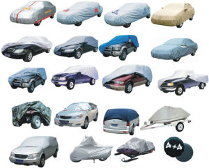 Polyester Fabric for Carhood pictures & photos
