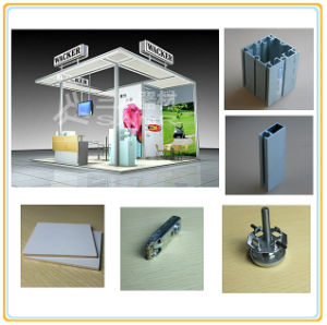 Aluminum Modular Exhibition Booth Trade Show Stand pictures & photos