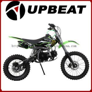 Upbeat Motorcycle 125cc Dirt Bike 125cc Pit Bike 17/14 Big Wheels pictures & photos