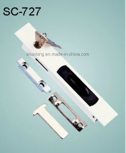 Sliding Window Lock with Keys (SC-727)