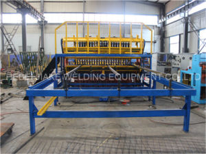 High Speed Concrete Reinforcing Steel Mesh Welding Machine pictures & photos
