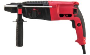 26mm 1250W Two or Three Function Rotary Hammer (ZY-2601)