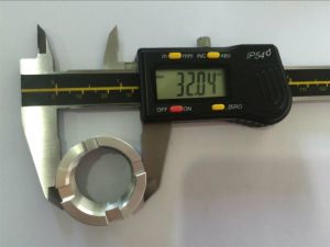 CNC Part for Aluminum Hollow Ring pictures & photos