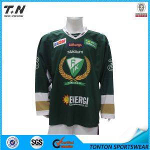 Custom Sublimation Sports Wear for Hockey pictures & photos