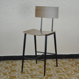 High Plywood Laminate Restaurant Bar Chair (SP-LC296) pictures & photos