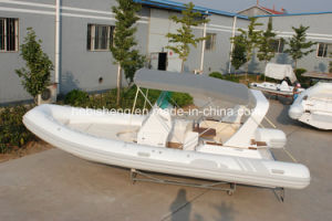 Rib Boat 6.8m in Hypalon for 14 Person pictures & photos