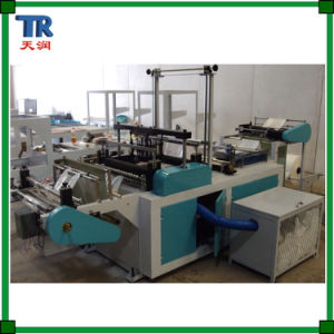 High-Speed Single-Layer T-Shirt Bag Making Machine pictures & photos