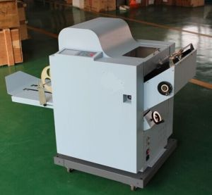 Booklet Maker Machine/Binding Machine Hs168 pictures & photos
