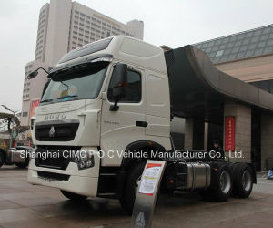 Sinotruk HOWO 420HP 6X4 Tractor Head Truck pictures & photos