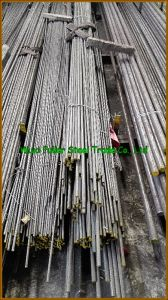 Factory Directly Supply Stainless Steel Bars 304 and Profiles Wuxi pictures & photos