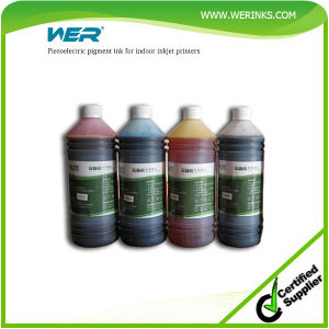 Indoor Printing White Pigment Ink with Best Quality pictures & photos