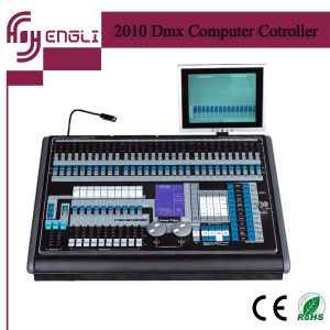 2010 DMX512 Computer Controller for Stage Lighting (HL-2010T) pictures & photos