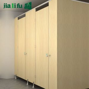 Jialifu New Design Phenolic Compact Toilet Partition pictures & photos