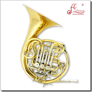 F/Bb Key 4 Keys Double French Horn (Highgrade) (FH7146NS) pictures & photos