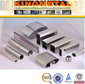 Grade 304 Welded Stainless Steel Square Tube for Decoration & Furniture pictures & photos