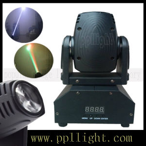 10W RGBW/Single White LED Beam Light Mini Moving Head pictures & photos