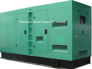 375kVA 300kw Cummins Diesel Generator Silent Type Generator Soundproof pictures & photos