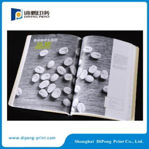 Perfect Binding Coffee Table Book Printing pictures & photos