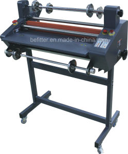 FM-650II Thermal Roll Laminator Machine pictures & photos