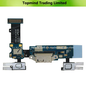 Charging Port Flex Cable Ribbon for Samsung Galaxy S5 Sm-G900f pictures & photos