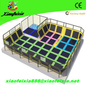 Small Indoor Trampoline (0403C) pictures & photos