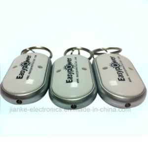 Switch LED Light Whistle Key Finder with Logo Printed (5022) pictures & photos