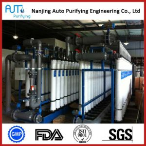 Water Treatment Circulation and Utilization Ceramic Membranes Filter System pictures & photos