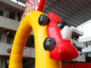 Race Car Inflatable Entrance Archway Chad709 pictures & photos