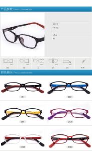 Hot Sales Fashion Tr90 Reading Glasses pictures & photos