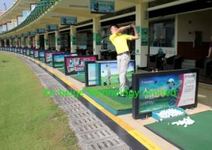 Auto Tee up Machine Golf Ball Auto Tee-up System pictures & photos