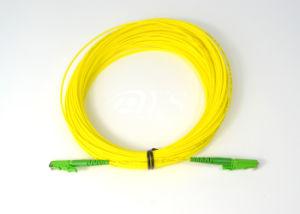E2000-E2000 Singlemode Duplex Fiber Optical Patch Cord pictures & photos