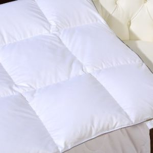 Cottonloft Colors All-Natural Down Alternative Cotton Filled Comforter pictures & photos
