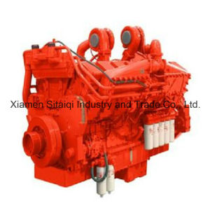 Cummins Marine Diesel Engine with Gearbox for Boat Used pictures & photos