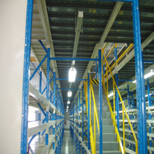 Warehouse Storage Mezzanine Racking with Cheap Price pictures & photos