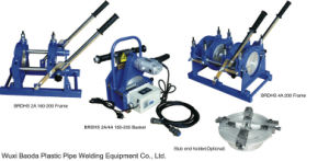 Plastic Pipeline Welding Machine (BRDHS-2A/4A 160-200, Manual) pictures & photos