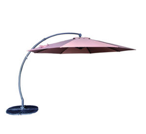 New Commecial Style Aluminium Beach Parasol pictures & photos