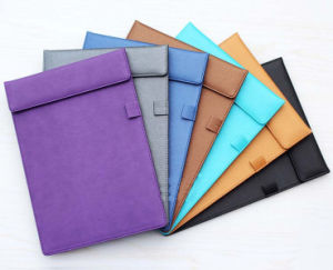 Colorful Leather Hotal Meeting Writing Boards pictures & photos