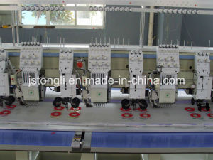 12 Heads Coiling Mixed Embroidery Machine (TLHP-612) pictures & photos