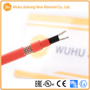 Self Regulating Heating Cable CE and UL Approved Heating Cable for Pipe Heating Roof Gutter Heating pictures & photos