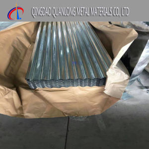 Aluzinc Galvalume Corrugated Steel Roofing Tile pictures & photos