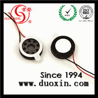 18mm Mini Speaker with 8ohm 0.8W NdFeB Magnet Dxp18n-E-H pictures & photos