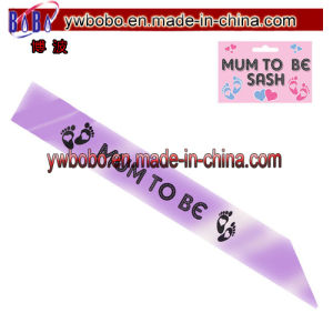 Baby Shower Baby Party Gift Ribbon Accessory (BO-2001) pictures & photos