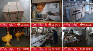 3ton (HP-03) Manual Hand Pulley pictures & photos