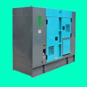 Famous Factory Sell Cummins Soundproof 100kVA Generator (6BT5.9-G2)