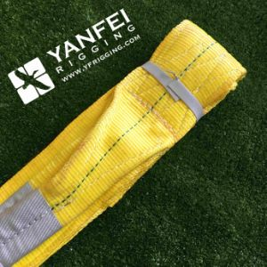 Yfws Us Type Polyester Webbing Sling pictures & photos