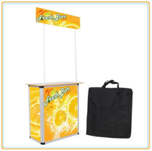 Aluminum Frame Foldable Counter for Significant Display pictures & photos