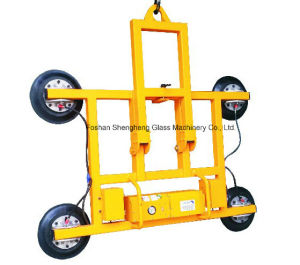 Electric Vacuum Lifter for Glass Transport pictures & photos