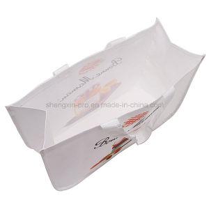 Strong Non-Woven Shopping Bag with Heat Transfer Logo on pictures & photos