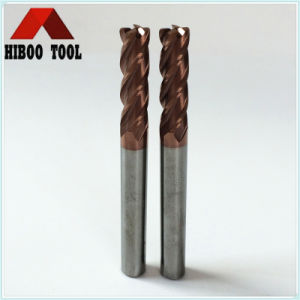 HRC50 Carbide Toroidal End Mills pictures & photos